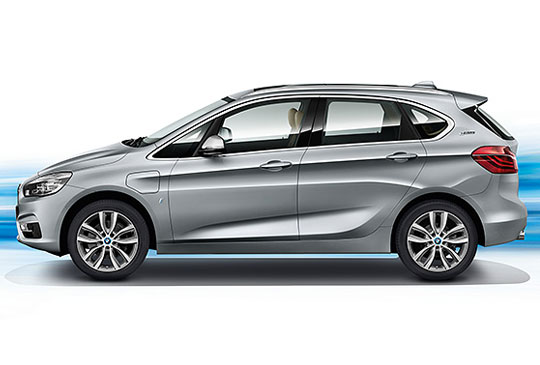 Hybride BMW Série 2 Active Tourer eDrive